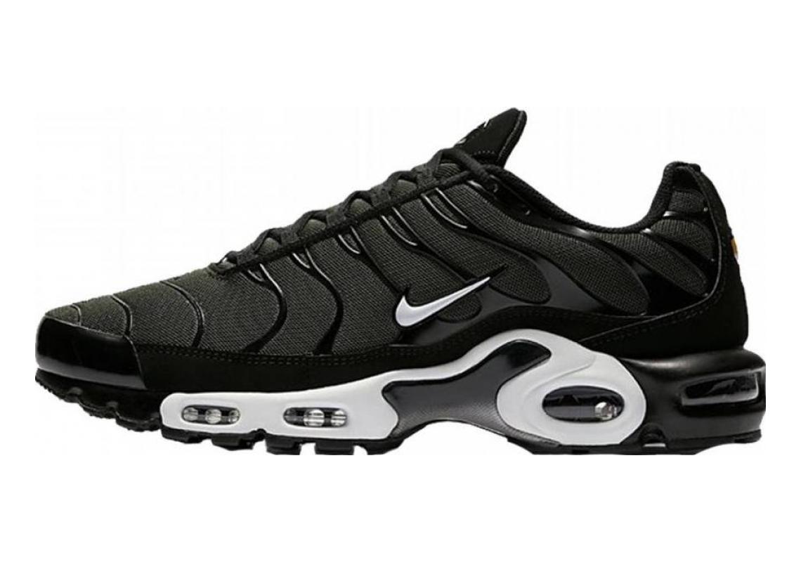 Nike Air Max Plus Black (Black/Black/Sequoia/Sequoia 031)