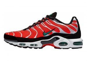 Nike Air Max Plus Orange (Team Orange/Neptune Green/White/Black 801)