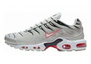 Nike Air Max Plus Light Bone/White/Black/Hot Punch