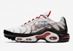 Nike Air Max Plus Sketch Logo