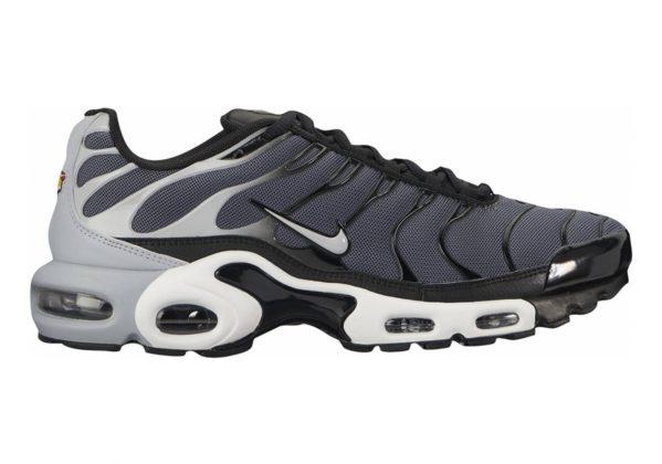 Nike Air Max Plus Dark Grey/Wolf Grey-black