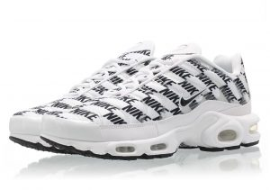 Nike Air Max Plus White Black
