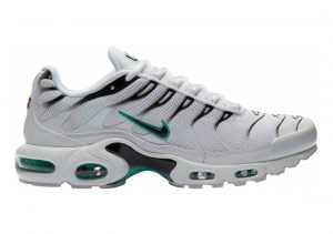 Nike Air Max Plus White/Black/Dusty Cactus
