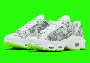 Nike Air Max Plus White Womens