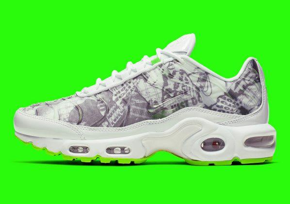 Nike Air Max Plus White Womens