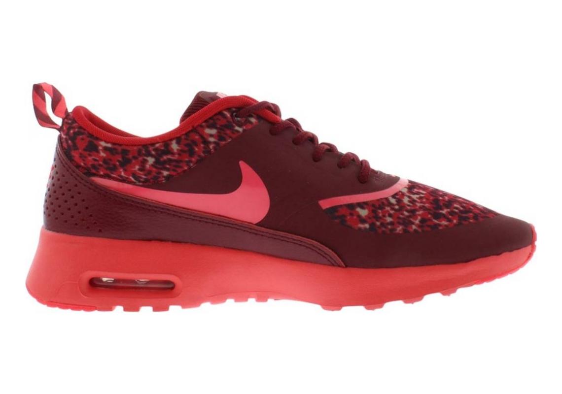 Nike Air Max Thea Print Team Red / Hyper Punch