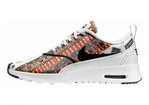 Nike Air Max Thea Print Weiss Bunt