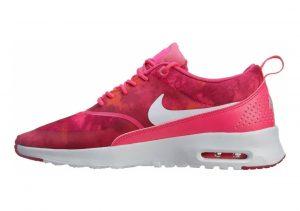 Nike Air Max Thea Print Pink Pow/White-Frbrry-Ttl Orange