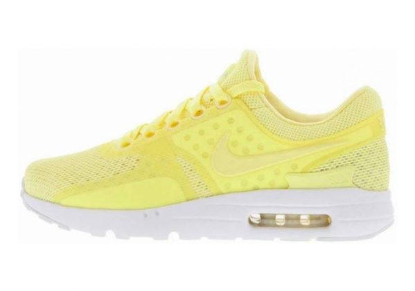 Nike Air Max Zero Breathe Lemon Chiffon/Lemon Chiffon