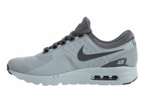 Nike Air Max Zero Essential Grau (Wolf Grey/Dark Grey-pure Platinum-black)