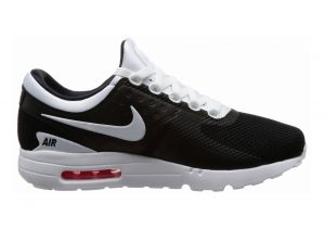Nike Air Max Zero Essential Nero (Black / White / White / Solar Red)