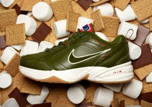 Nike Air Monarch Weekend Campout