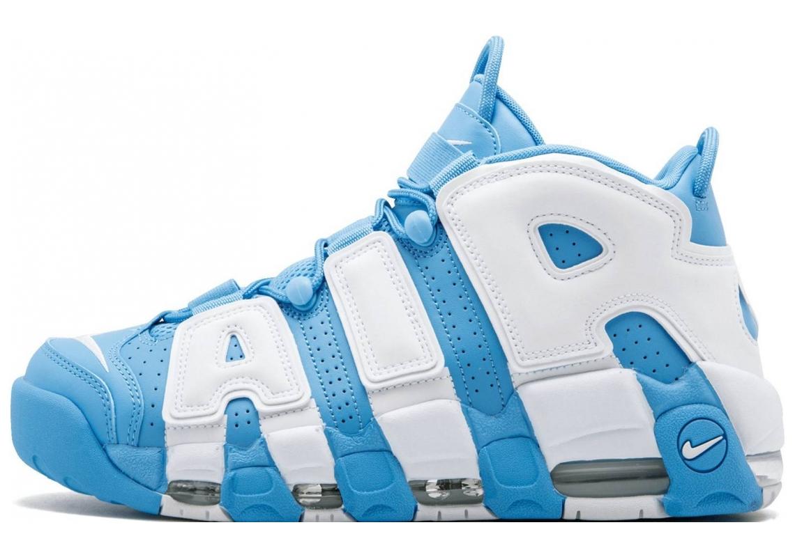 Nike Air More Uptempo Blue