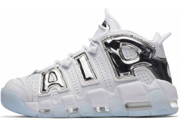 Nike Air More Uptempo White