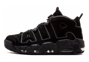 Nike Air More Uptempo black, black-black