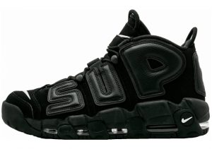 Nike Air More Uptempo Black