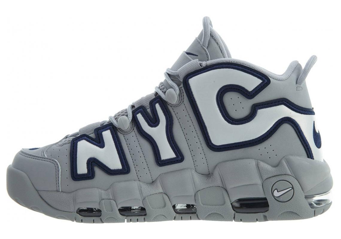 Nike Air More Uptempo Grey