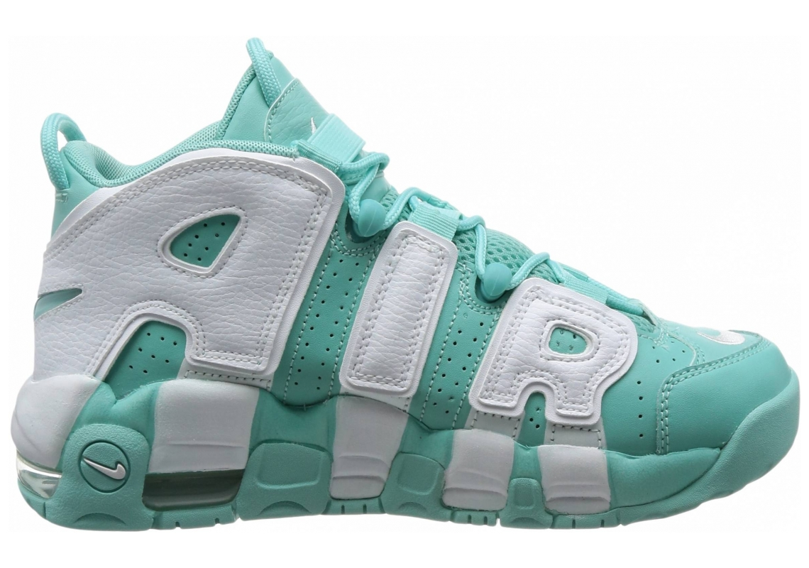 Nike Air More Uptempo Green