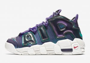 Nike Air More Uptempo Purple
