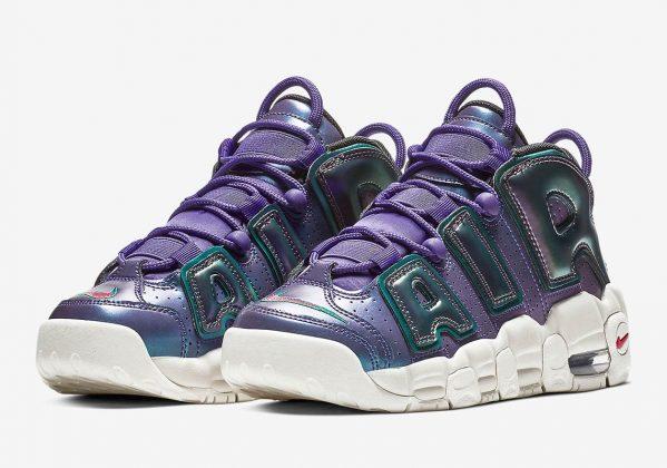 Nike Air More Uptempo Purple