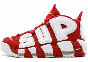 Nike Air More Uptempo Varsity Red/White
