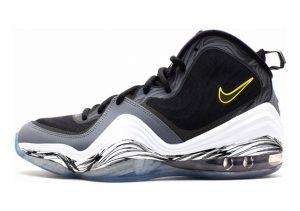 Nike Air Penny V 800-TOTAL CRIMSON/BLACK