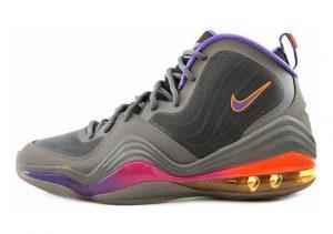 Nike Air Penny V dark grey, crt prpl-blk-rv pnk