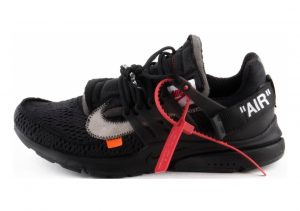 Nike Air Presto x Off White Black