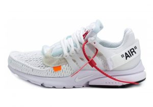 Nike Air Presto x Off White White