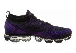 Nike Air VaporMax Flyknit 2 Black/Night Purple/Vivid Purple/Regency Purple