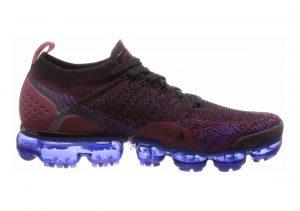 Nike Air VaporMax Flyknit 2 Black/Black-team Red
