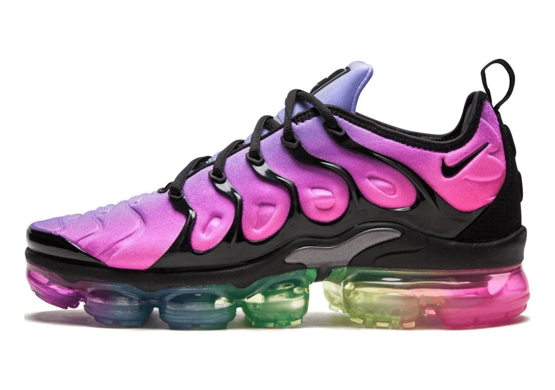 Nike Air VaporMax Plus Purple Pulse, Black-pink Blast
