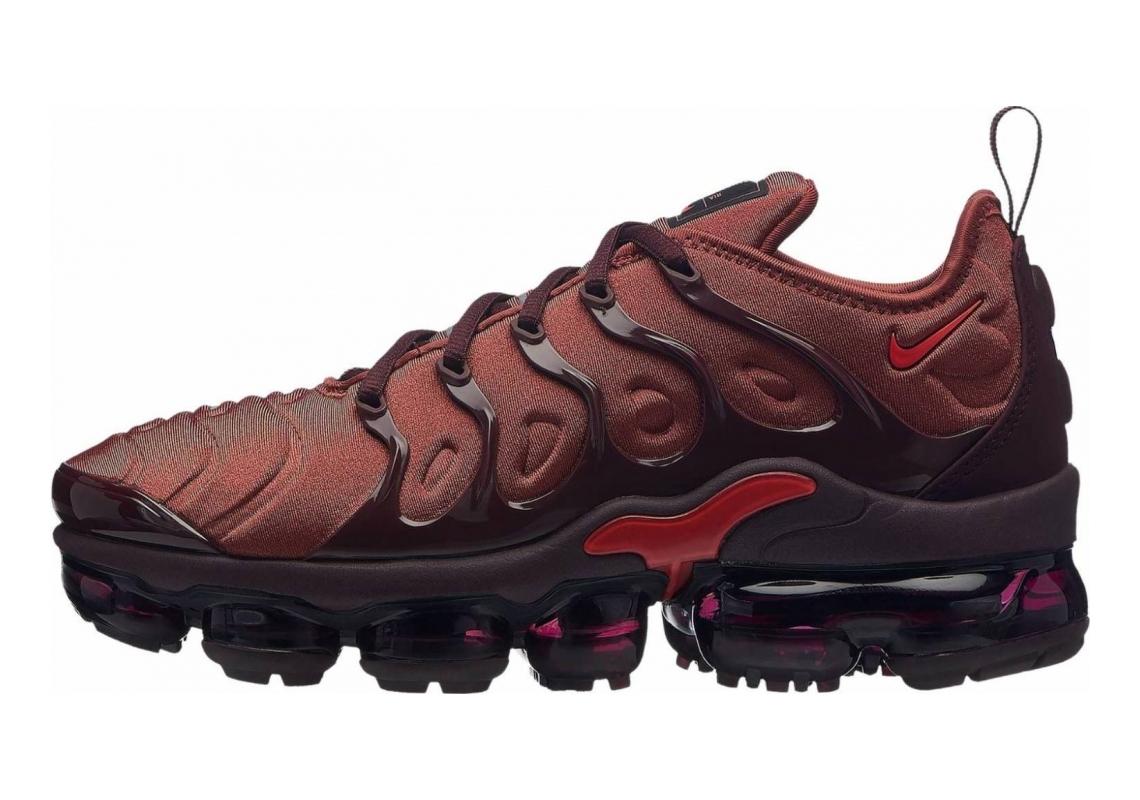 Nike Air VaporMax Plus Burnt Orange/Habanero Red/Burgundy Crush