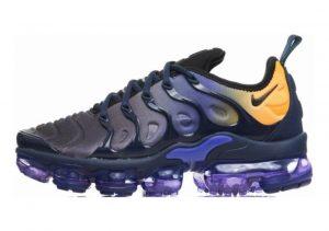 Nike Air VaporMax Plus Persian Violet/Black/Midnight Navy/Laser Orange