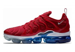 Nike Air VaporMax Plus Bright Crimson/Black-white