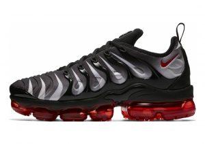 Nike Air VaporMax Plus Black/Speed Red-White