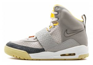 Nike Air Yeezy zen grey, light charcoal