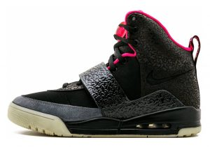 Nike Air Yeezy black, black