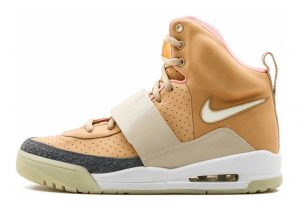 Nike Air Yeezy Orange