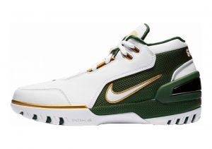 Nike Air Zoom Generation white, white mtlc gold dust