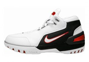 Nike Air Zoom Generation White, White-varsity Crimson