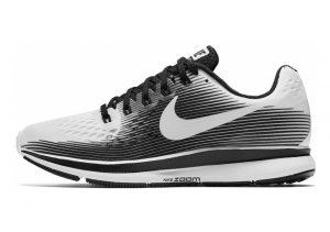 Nike Air Zoom Pegasus 34 LE Blanco/Blanco-negro