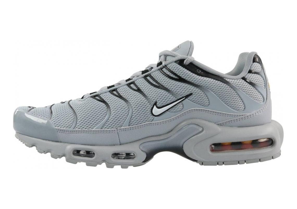 Nike Air Max Plus Grey/White/Black
