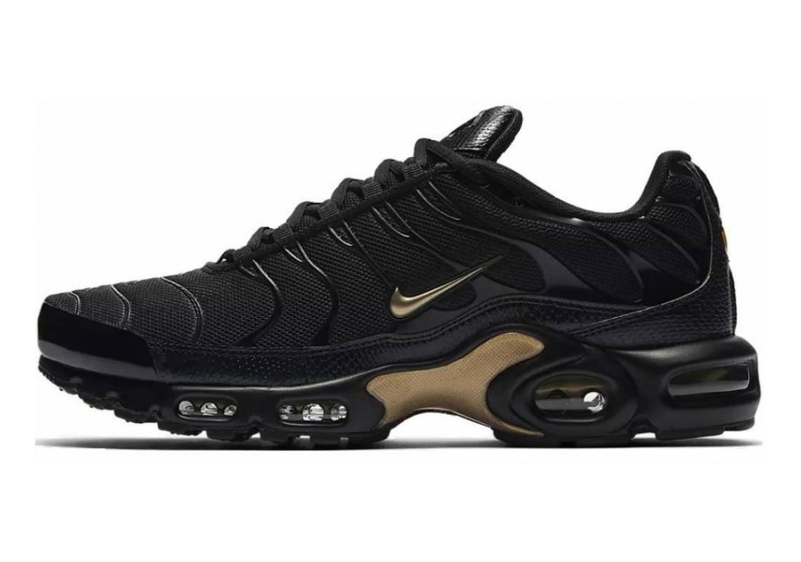 Nike Air Max Plus Black/Gold
