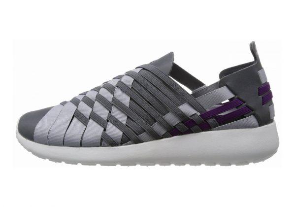 Nike Roshe Run Woven 2.0 Grigio