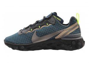 Nike React Element 55 Blue