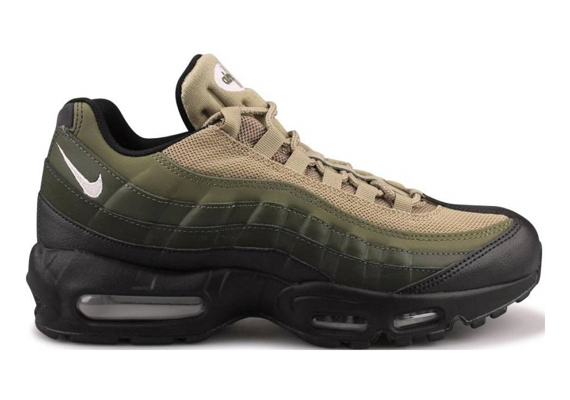 Nike Air Max 95 Essential Black Sequoia