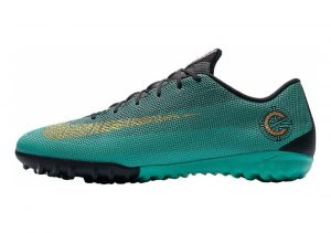 Nike MercurialX Vapor XII Academy CR7 Turf Green