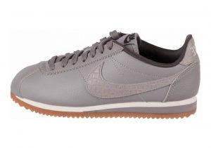 Nike Classic Cortez Leather Lux Grau