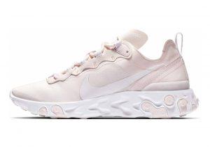 Nike React Element 55 Pink